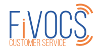 FiVOCS Customer Service